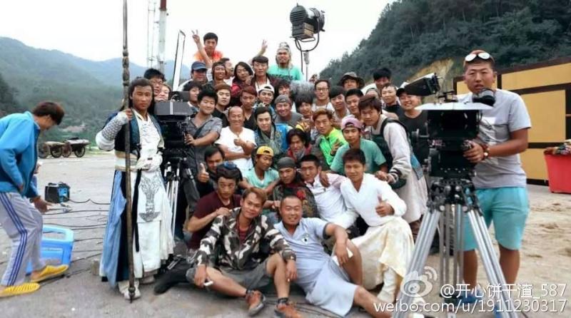 ACTUALIZACIONES SOBRE EL NUEVO DRAMA CHINO Wushen Zhao Zilong (武神赵子龙) donde participa nuestro Kim Jeong Hoon  - Página 3 10441010