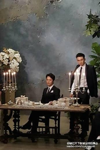 ACTUALIZACIONES SOBRE EL NUEVO DRAMA CHINO Wushen Zhao Zilong (武神赵子龙) donde participa nuestro Kim Jeong Hoon  - Página 3 11401110