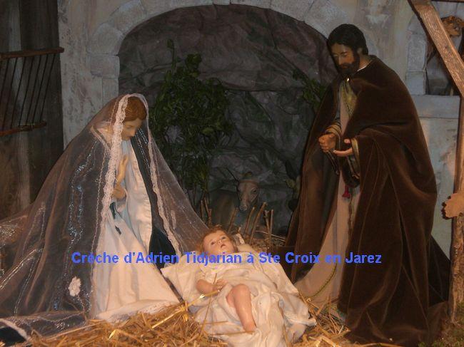 la crèche de Ste Croix édition 2009 Cimg5611