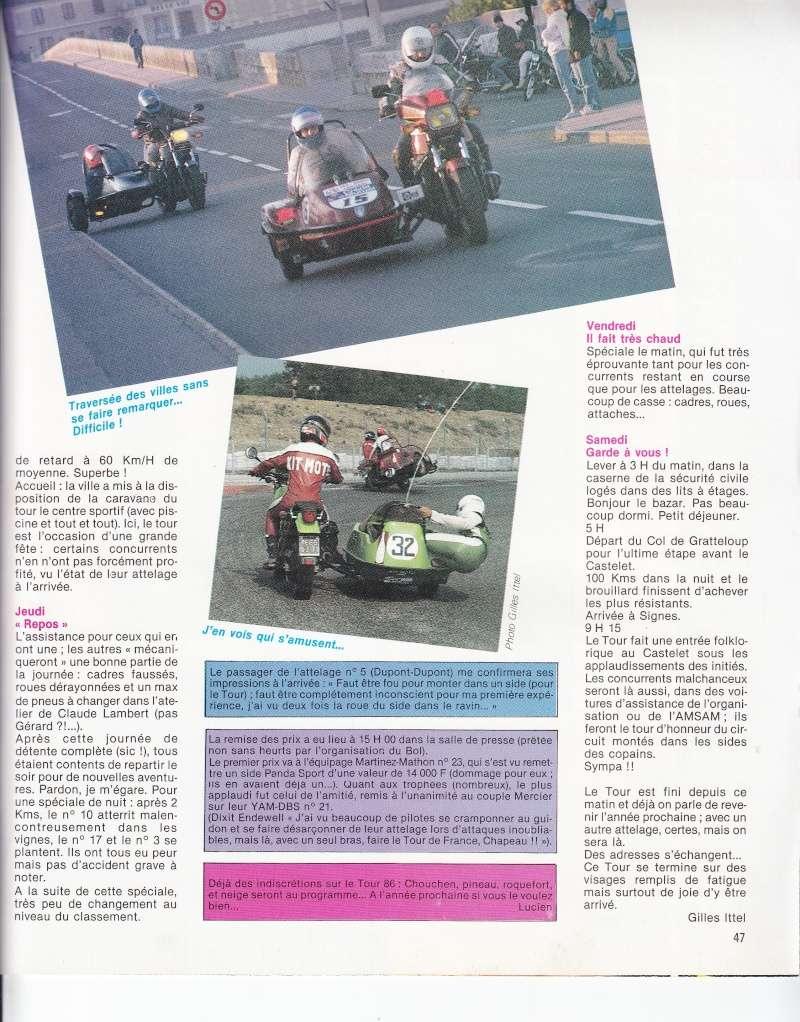 Triump 1200 XCX  -  Kawasaki 600 KLR + Side Sans_t10