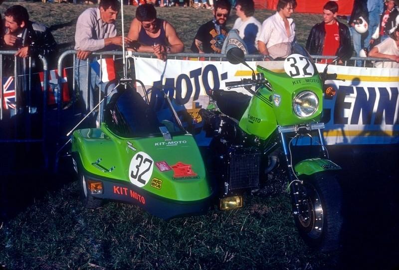 Triump 1200 XCX  -  Kawasaki 600 KLR + Side Tdfsc110