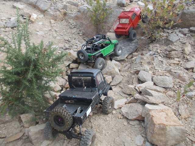 Axial scx10 Jeep Wrangler Unlimited Rubicon KIT - Página 4 310
