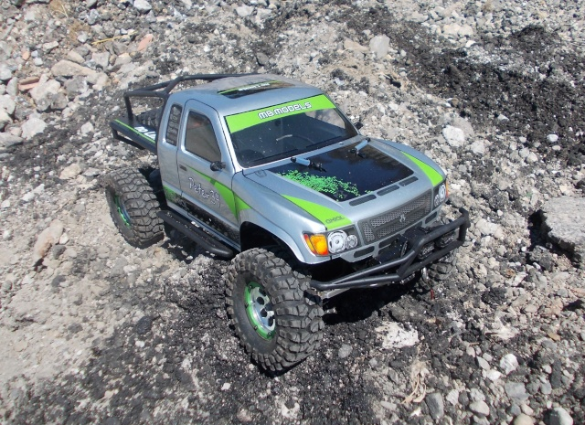 Axial scx10 Jeep Wrangler Unlimited Rubicon KIT - Página 4 H110
