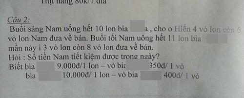 Những đề toán 'bá đạo' khiến học sinh chào thua Dethi-10