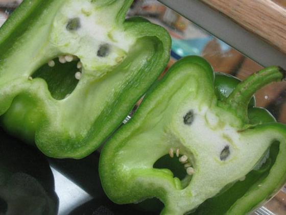 Những hình ảnh hài hước về rau củ Fruits21