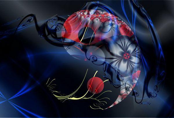 Hình 3D Nghệ Thuật Đẹp Của Joe Maccer Hinh-310