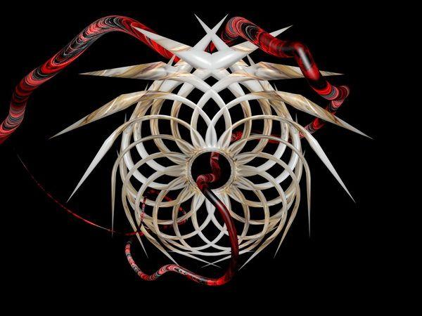 Hình 3D Nghệ Thuật Đẹp Của Joe Maccer Hinh-324