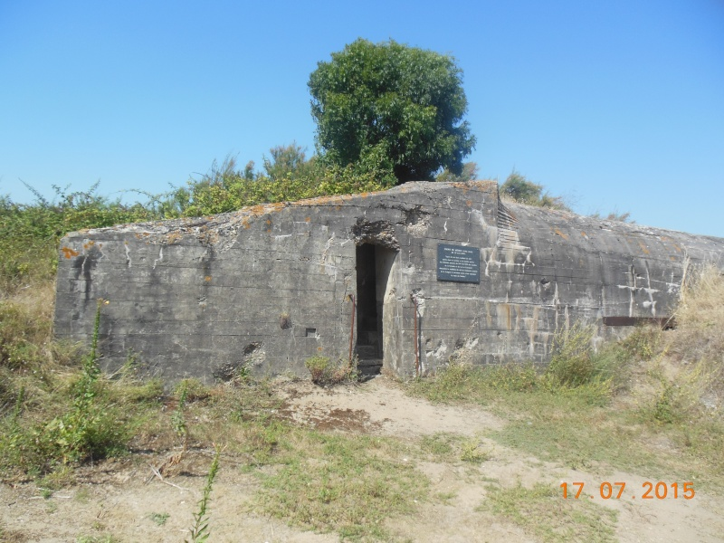 [ Histoires et histoire ] Fortifications et ouvrages du mur de l'Atlantique - Page 10 Dscn4010