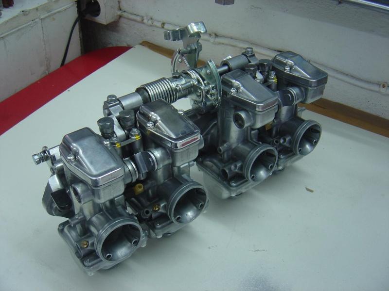 carburateur Carbus12