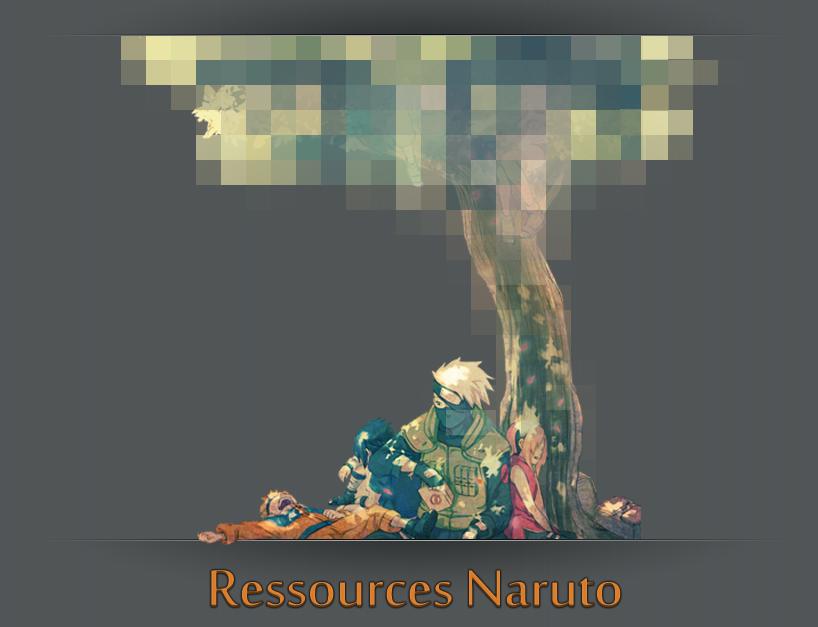 Ressources Naruto