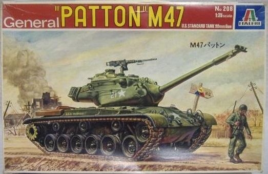 M-47 PATTON 8eme Régiment de Dragons -  Port Saïd (Egypte) 1956 M47_ki10