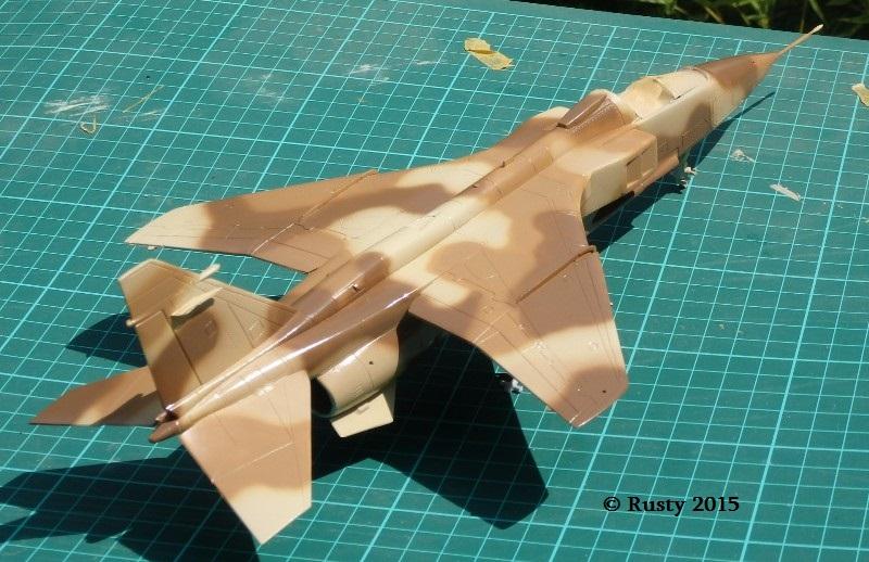SEPECAT Jaguar A EC 3/11 Corse [Heller 1/48] P7052414