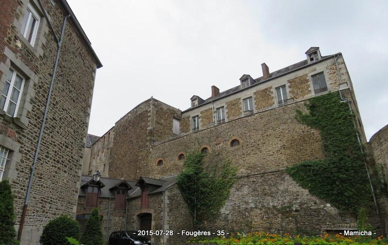 Fougères - 35 -  Bretag48