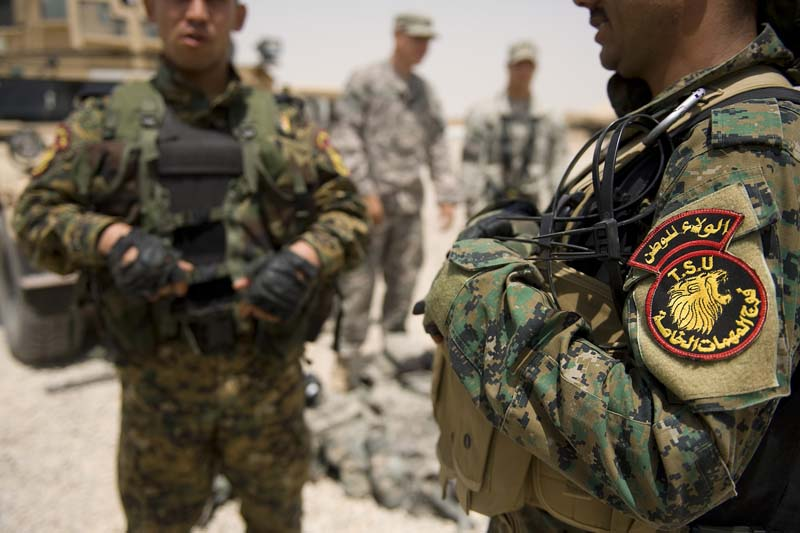 Iraqi Woodland MARPAT Uniform 07300910