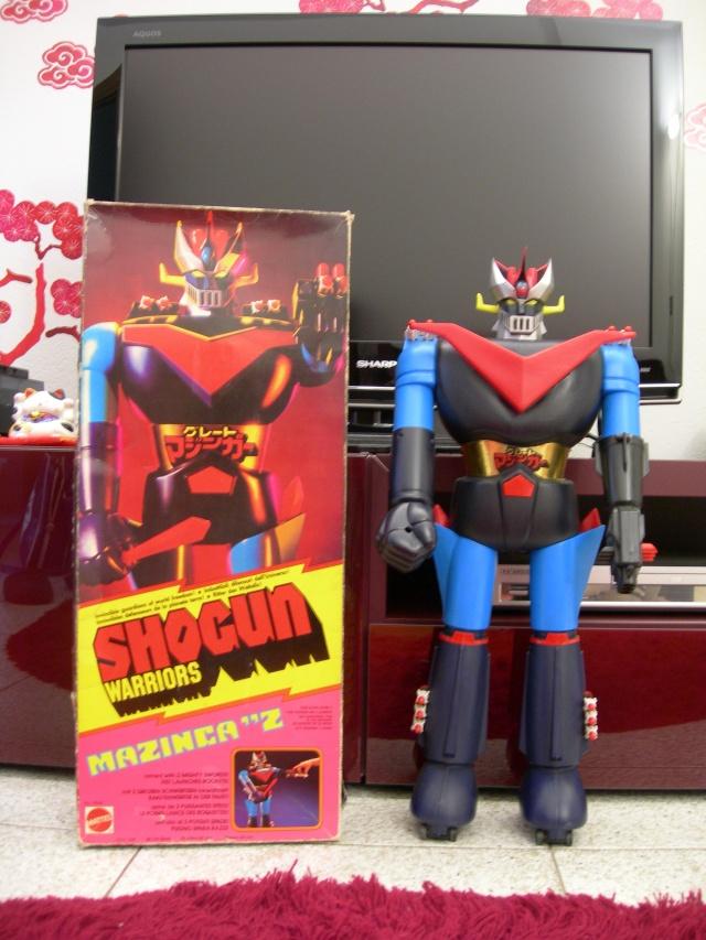 Grande Mazinga - Shogun Warrior Dscn3510