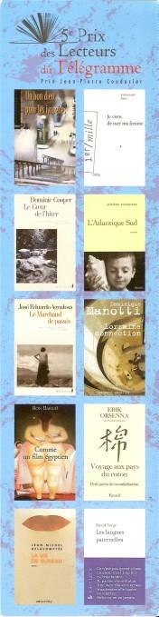 Prix pour les livres Numar115