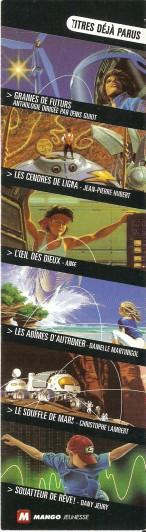 Mango éditions Numar141