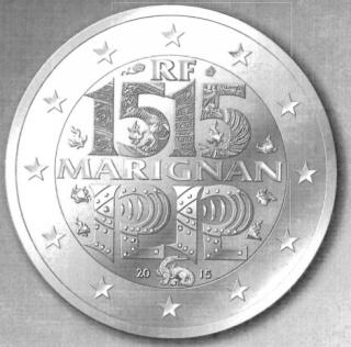 1515 Marignan, 1815 Waterloo et l'euro. 10383010