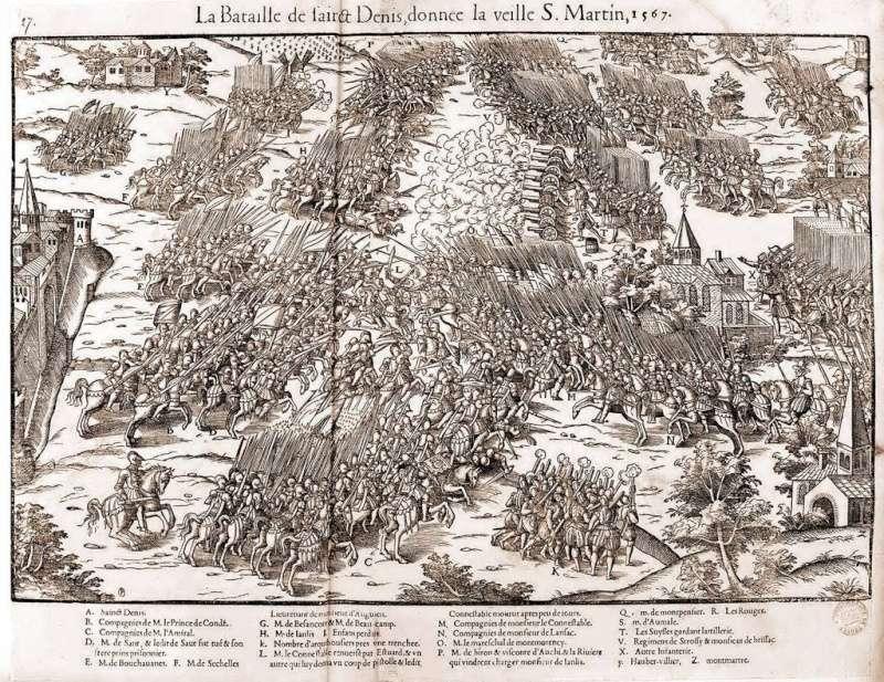 Les guerres de religion sous Henri IV. 12653310