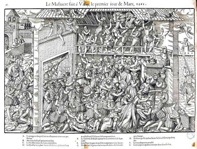 Les guerres de religion sous Henri IV. 12669810