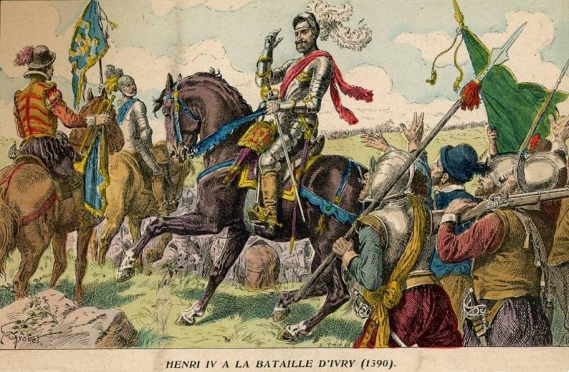 Les guerres de religion sous Henri IV. 12683810