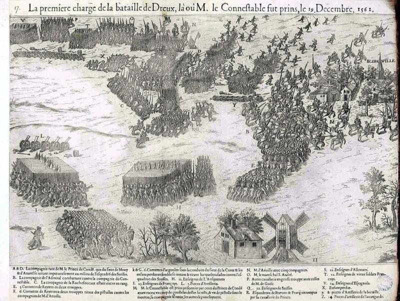 Les guerres de religion sous Henri IV. 12746910