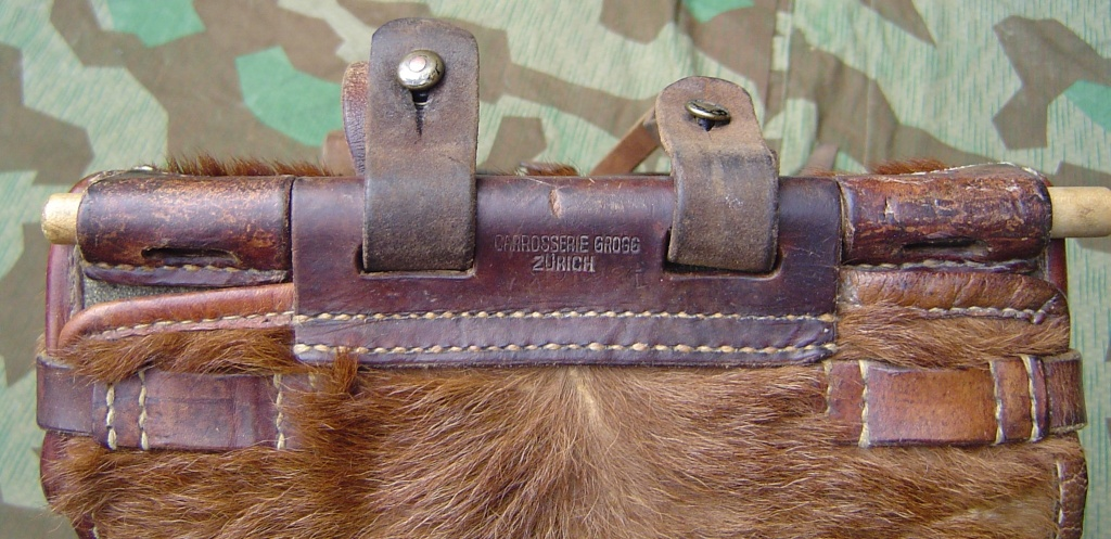 Equipements de l'armée suisse. 510
