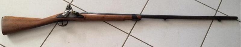 Fusil de la manufacture de Libreville. Librev11