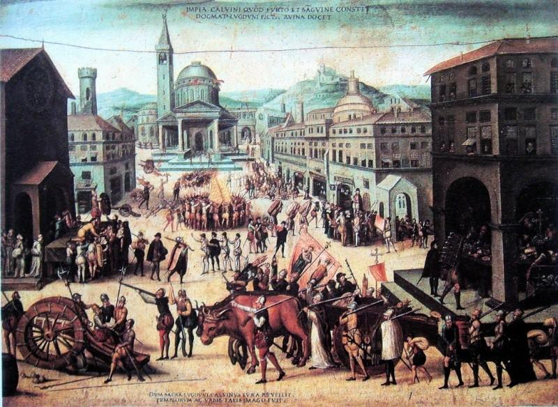 Les guerres de religion sous Henri IV. Lootin10