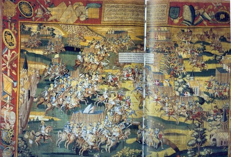 Les guerres de religion sous Henri IV. St_den10
