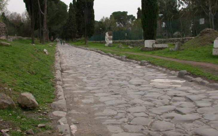 Les voies romaines. Via_ap10