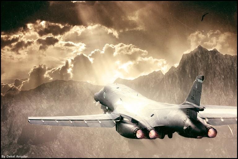 פאן ארט חדש שהכנתי   מטוס קרב. 3610
