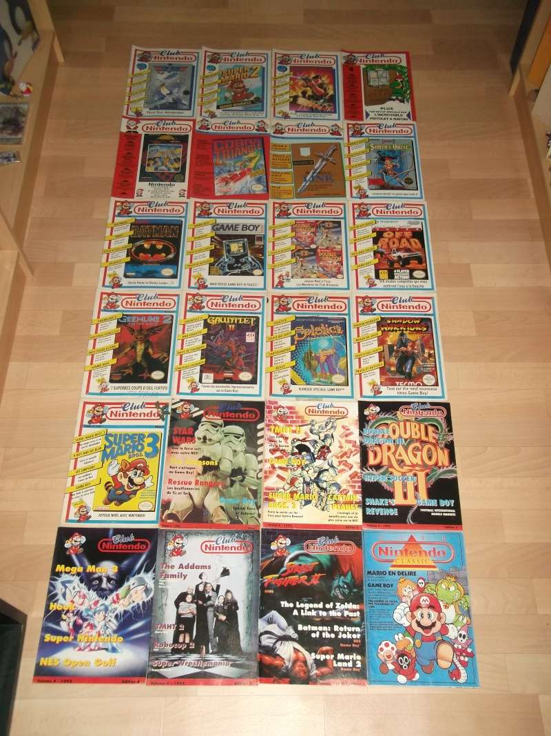"Magazine ""Club Nintendo"" Dscf2310"