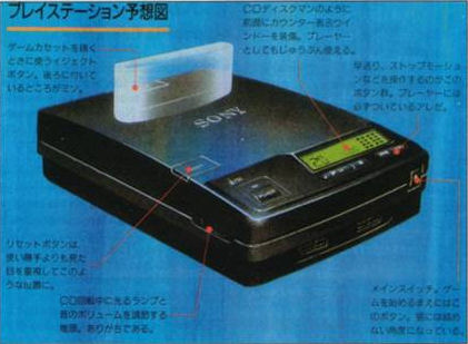 Une personne possède le prototype PlayStation Super Nintendo  Supern10