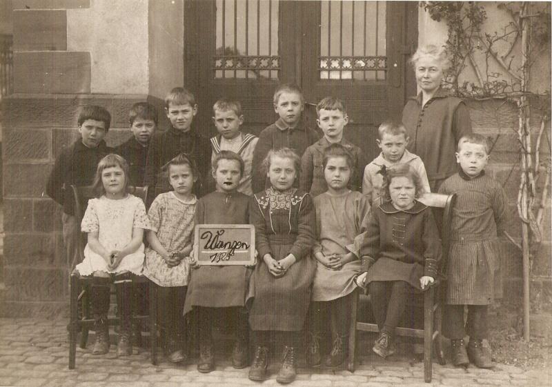 Les écoles d'hier à Wangen - Page 3 Scan0012