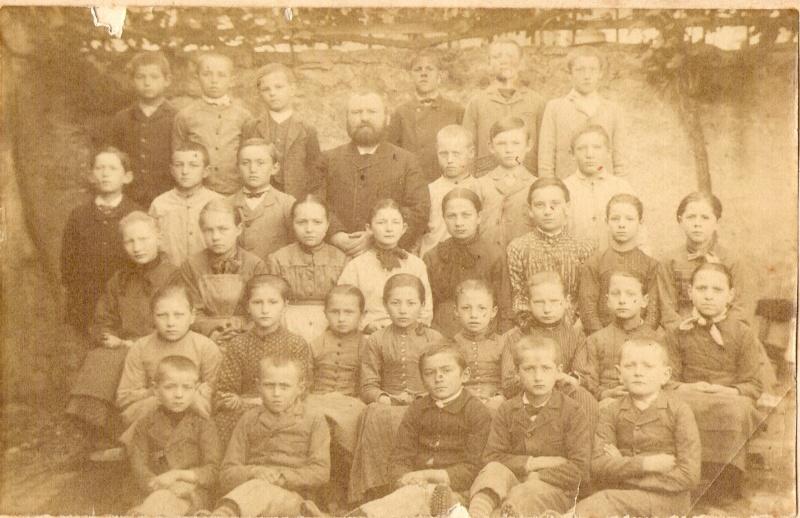 Les écoles d'hier à Wangen - Page 4 Scan0014