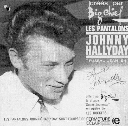 Pantalons Johnny  11816910