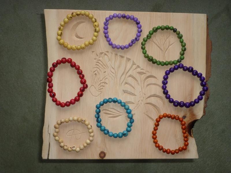 bracelets colorés pour l'été  P1060510
