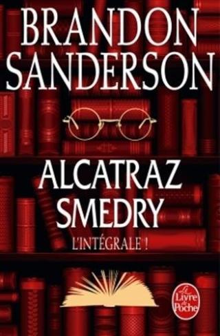 Sanderson Brandon - Alcatraz Smedry (Intégrale) Alcatr10