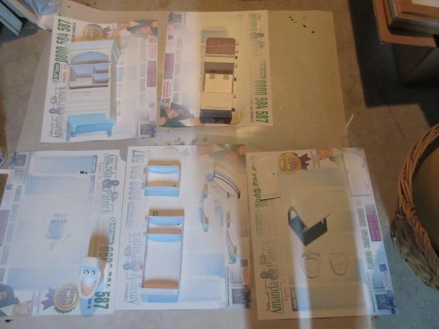 [Projet dollhouse]mission accessoires!~pliages et re-ments~  - Page 2 Img_0110