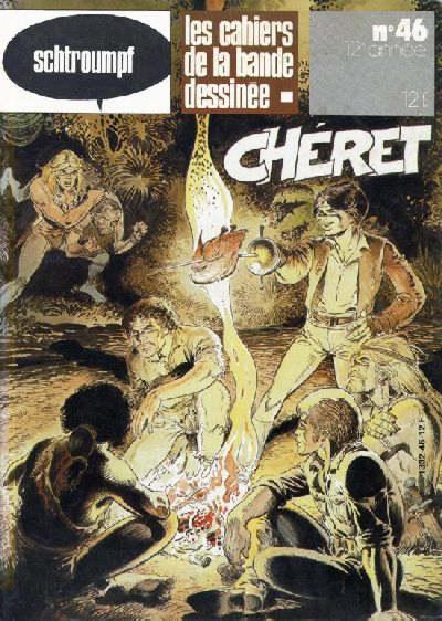 André Chéret Cahier10