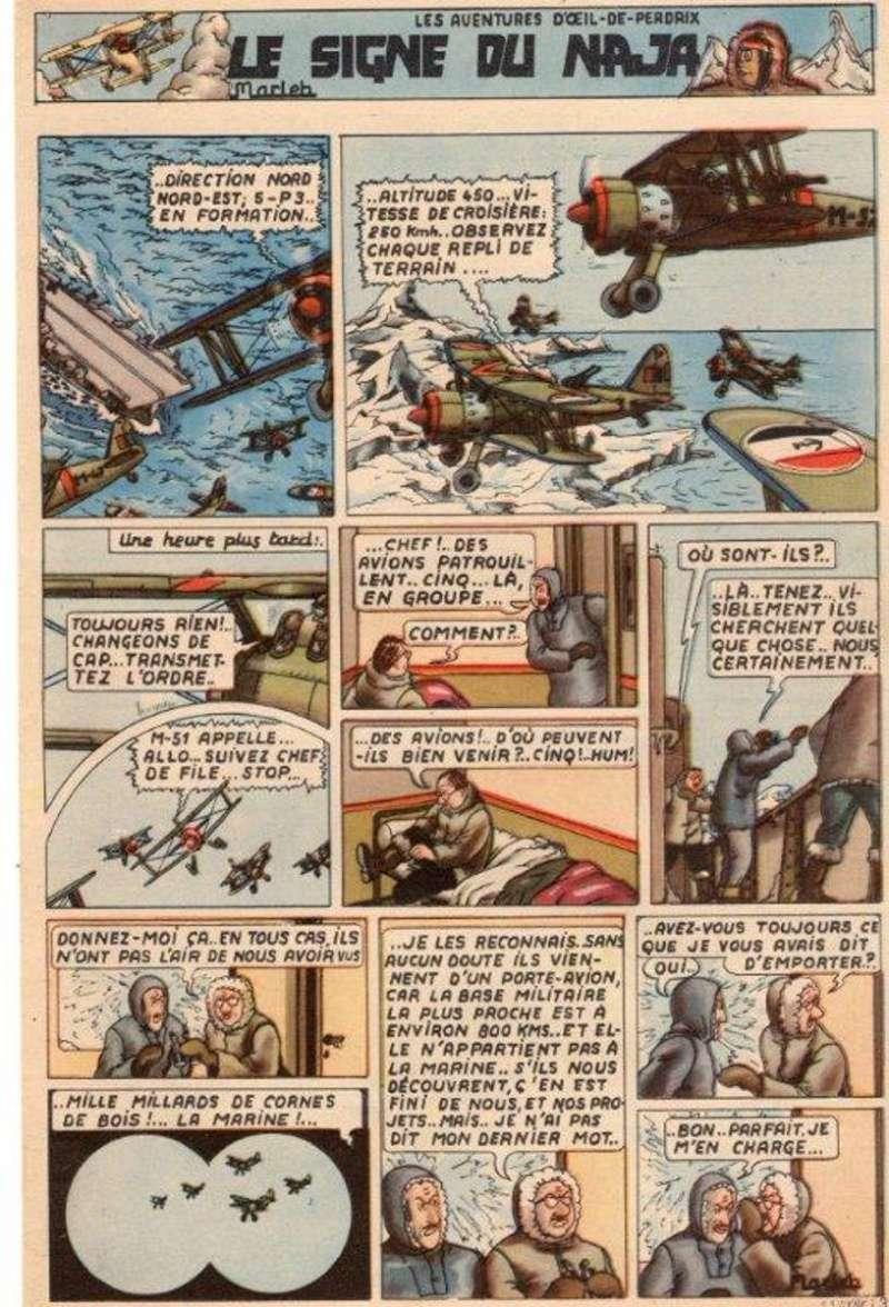 Oeil de Perdrix N° 2 : Le Signe du Naja - Page 4 Naja_419