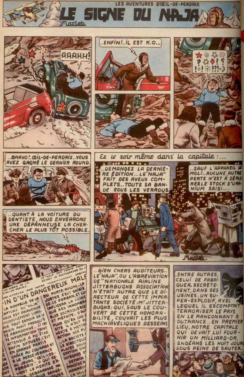 Oeil de Perdrix N° 2 : Le Signe du Naja - Page 4 Naja_612