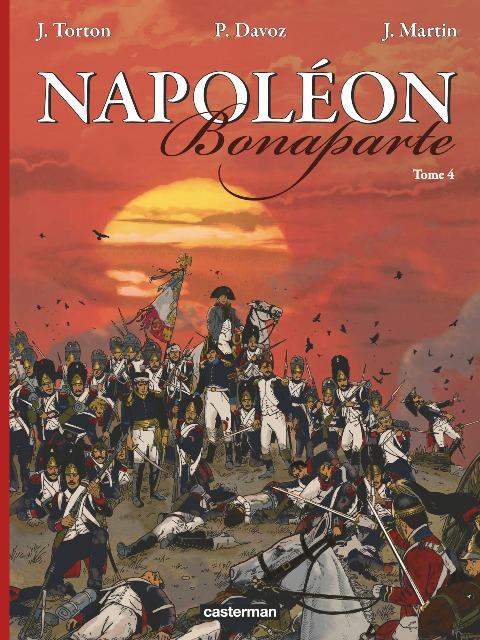 Napoléon (collection Jacques Martin présente) - Page 3 Napoly10