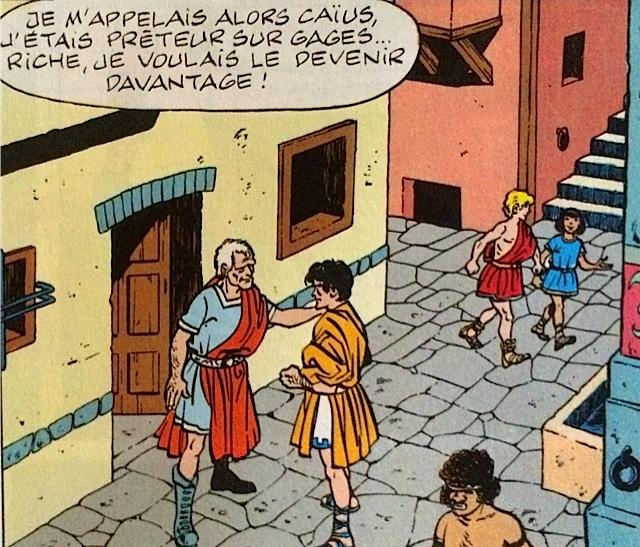 Pastiches et parodies d'Alix - Page 2 Tibet_10