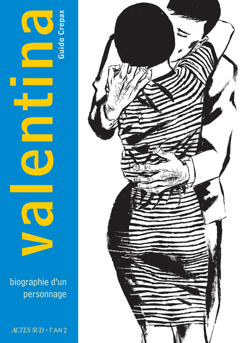 Guido Crepax - Page 2 Valent10