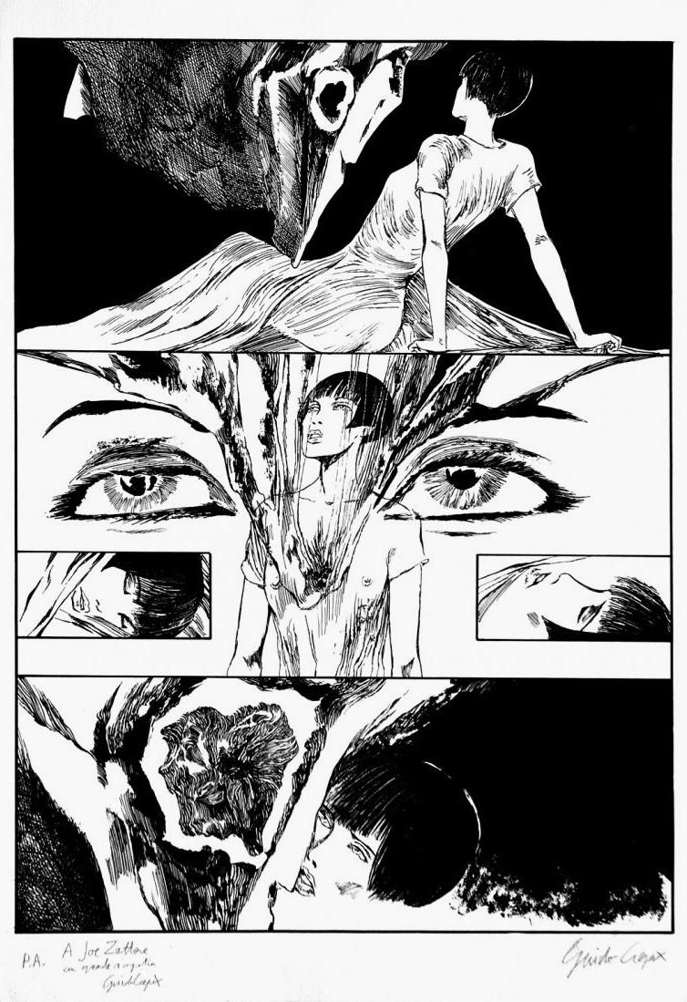 Guido Crepax - Page 2 Crepax13
