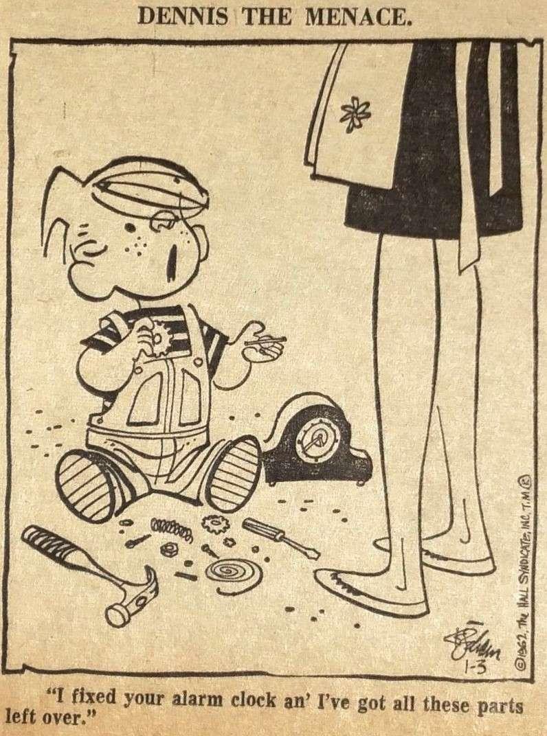 Hank Ketcham et Dennis the Menace ( Denis la Malice ) - Page 4 Ketcha11