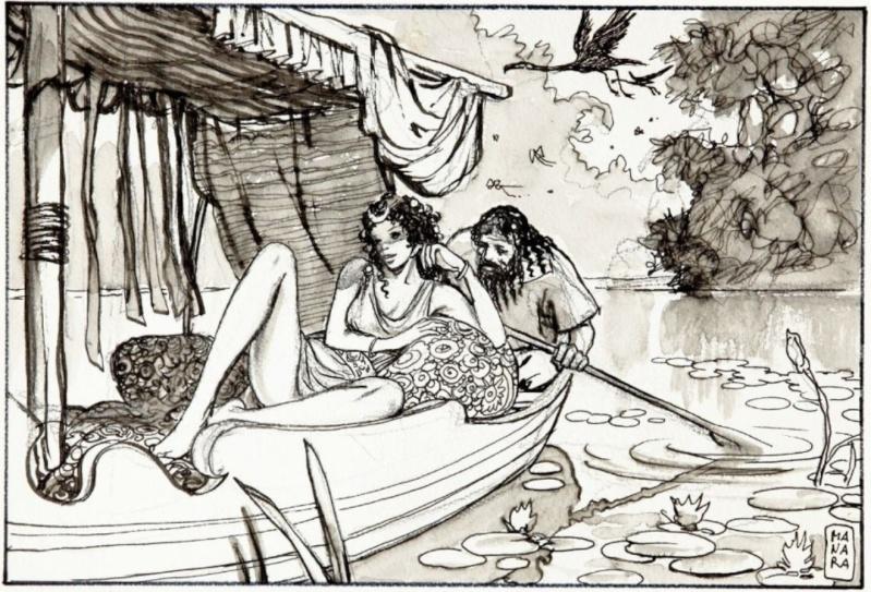 Manara, du côté d'Eros...et d'ailleurs - Page 3 Manara22