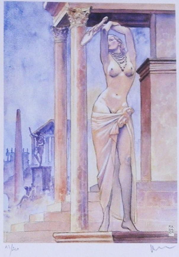 Manara, du côté d'Eros...et d'ailleurs - Page 3 Manara25
